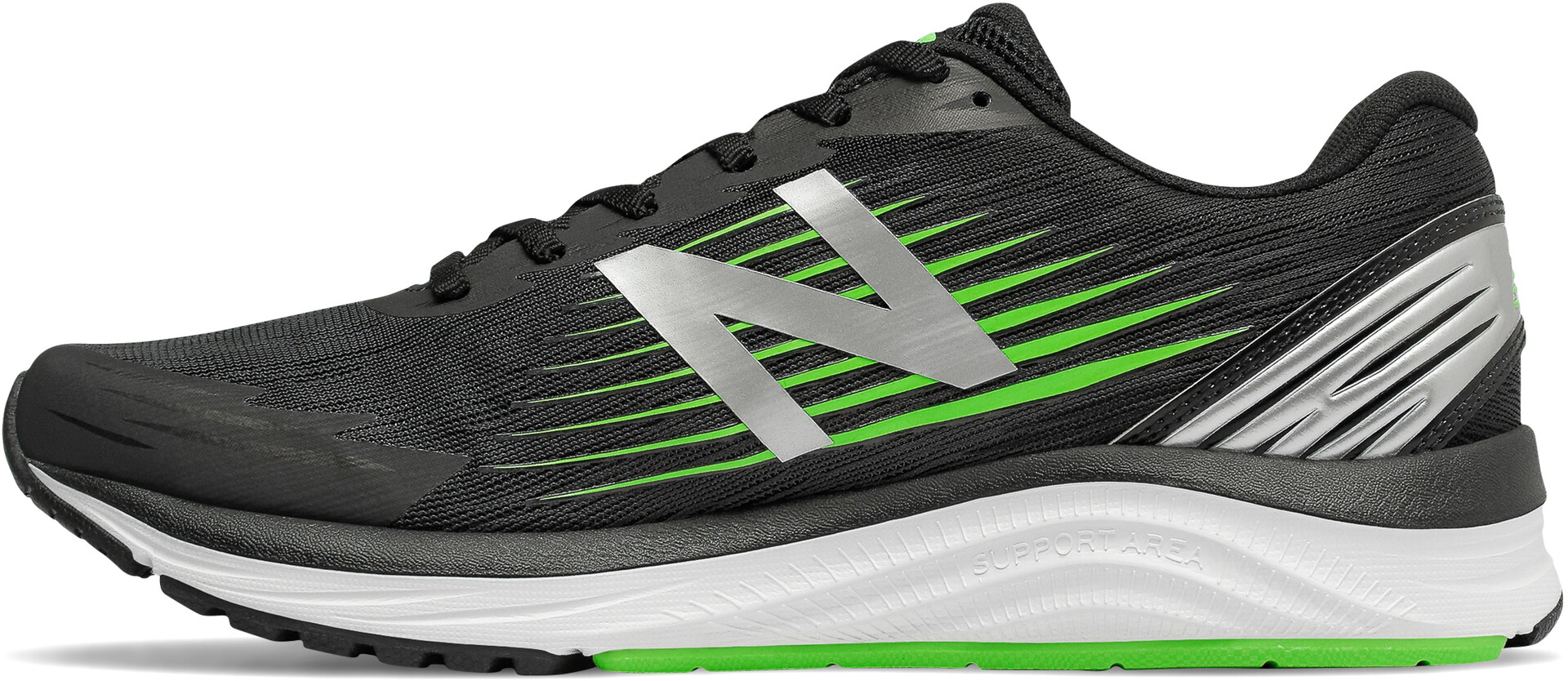 new balance sneakers heren groen